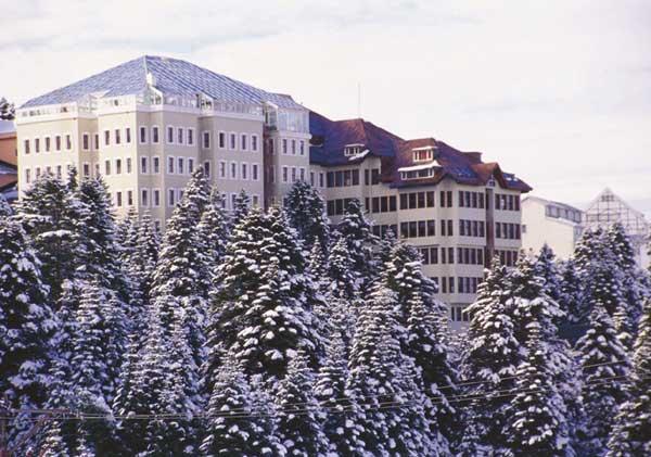 ağaoğlu my resort uludağ bursa