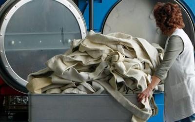 Endüstriyel Yıkama Çamaşırhane