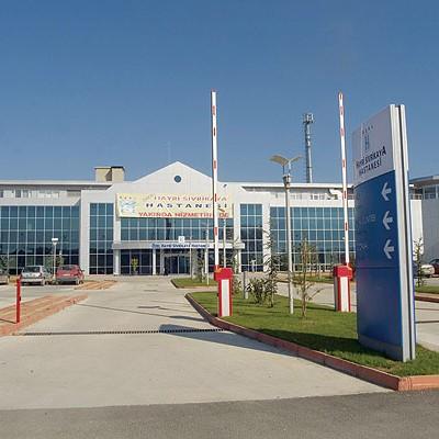 Hayri Sivrikaya Hastanesi