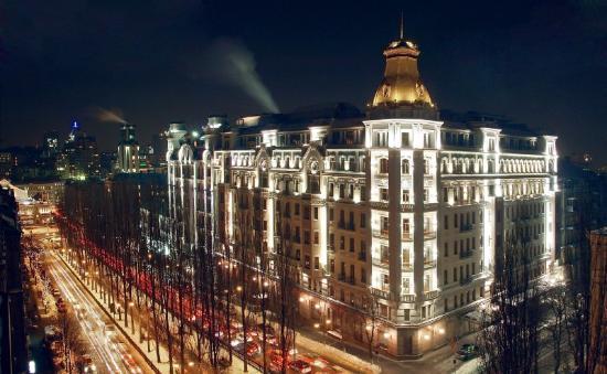 Premiere palace hotel kiev